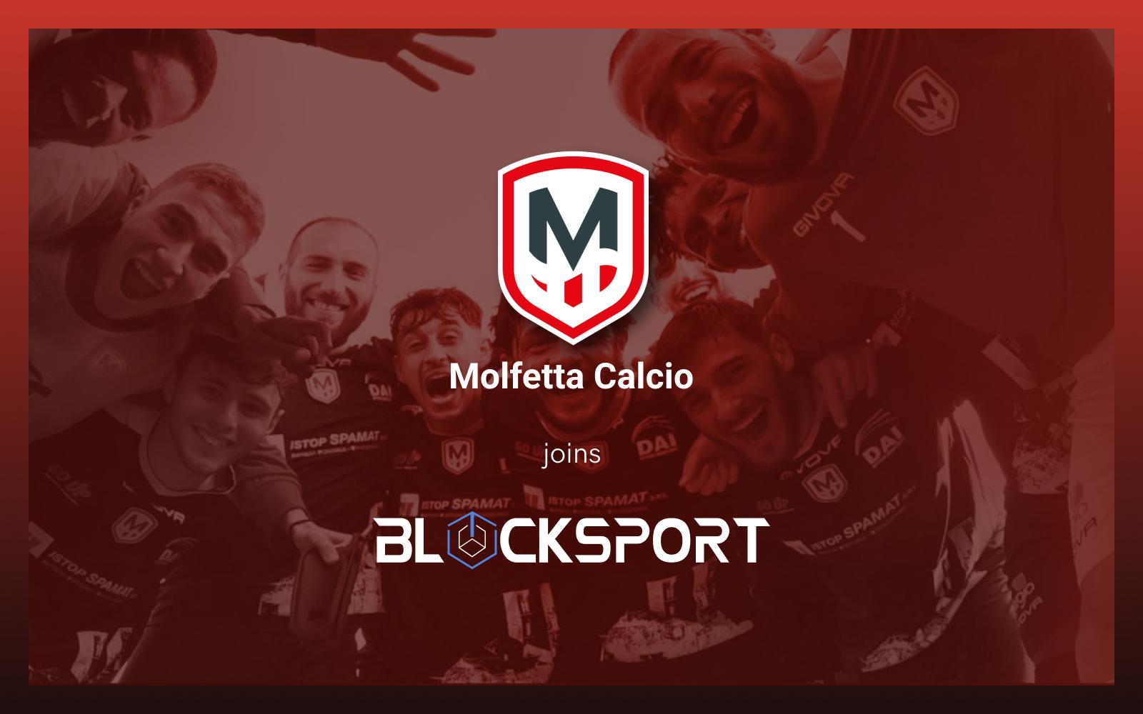 Partnership with Molfetta Calcio