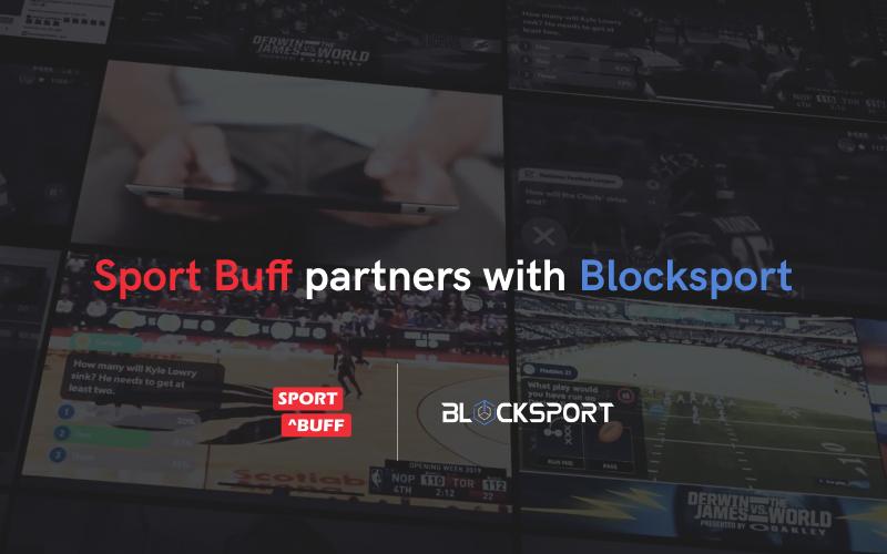 Partnership with Sport Buff-1